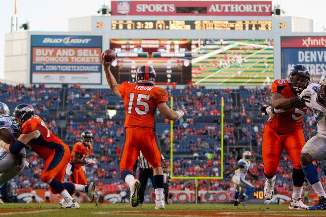 brand new d64df e3ae2 Preview: Denver Broncos New All-Orange Uniforms
