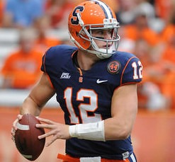 NCAA Football: Stony Brook at Syracuse