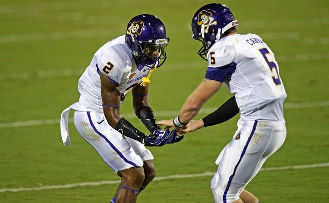 NCAA Football: East Carolina at Central Florida