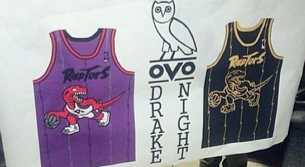 raptors drake jersey 1