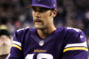 vikings matt cassel