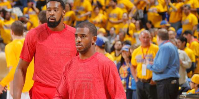 chris paul and deandre jordan