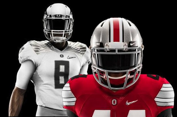nike oregon ohio state uniforms