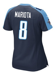 mariota titans jersey blue