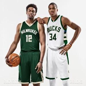 Bucks 2016 Jerseys