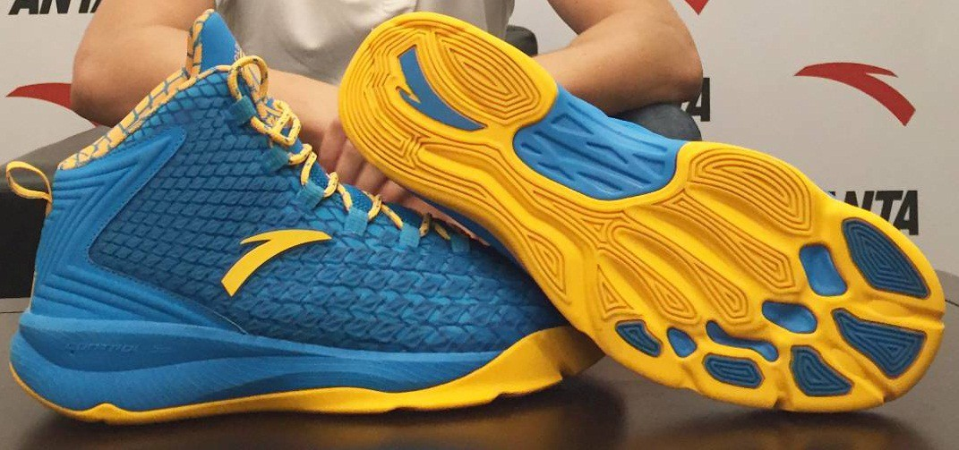 Klay Thompson S Signature Anta Shoes Are Interesting Review