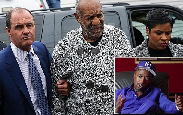 Eddie Griffin and Bill Cosby