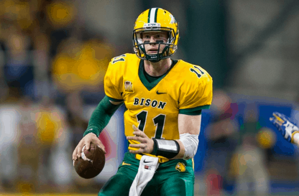 sports shoes 8c4ca 5b2ec Mike Mayock: Carson Wentz is the Next Andrew Luck