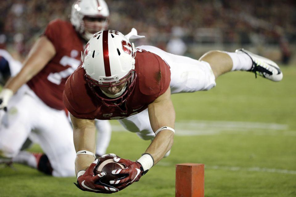 Get to Know Your Prospects Christian McCaffrey RB Stanford