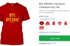 Bye Ayesha Shirt Page