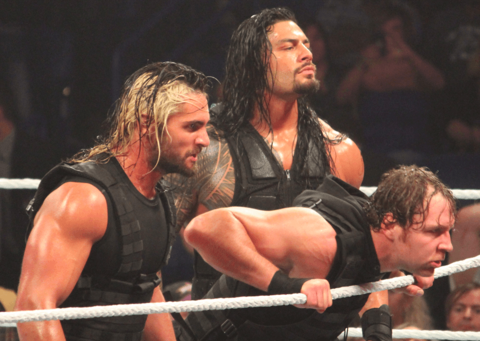 wwe shield