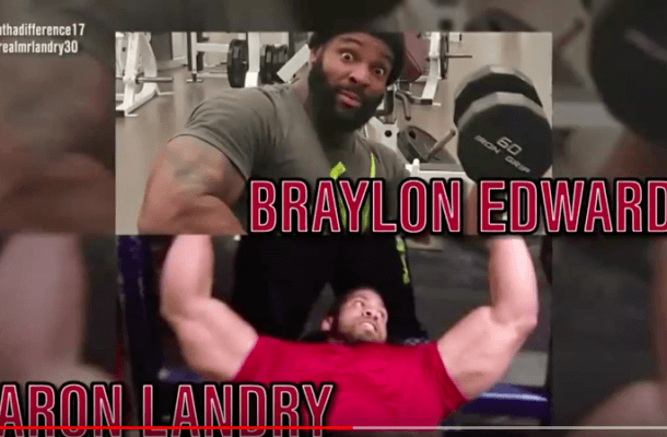 braylon edwards gym