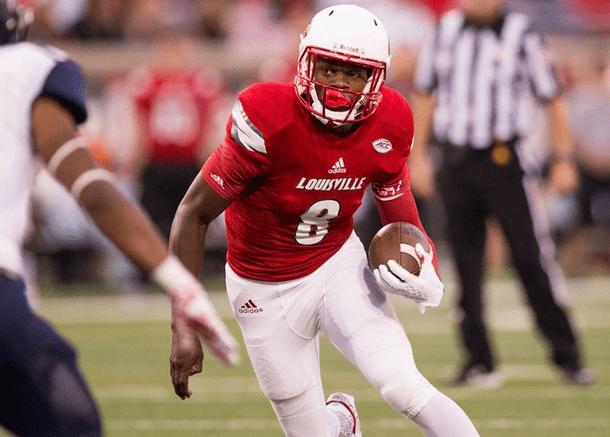 2018 Mock Draft Pick Lamar Jackson